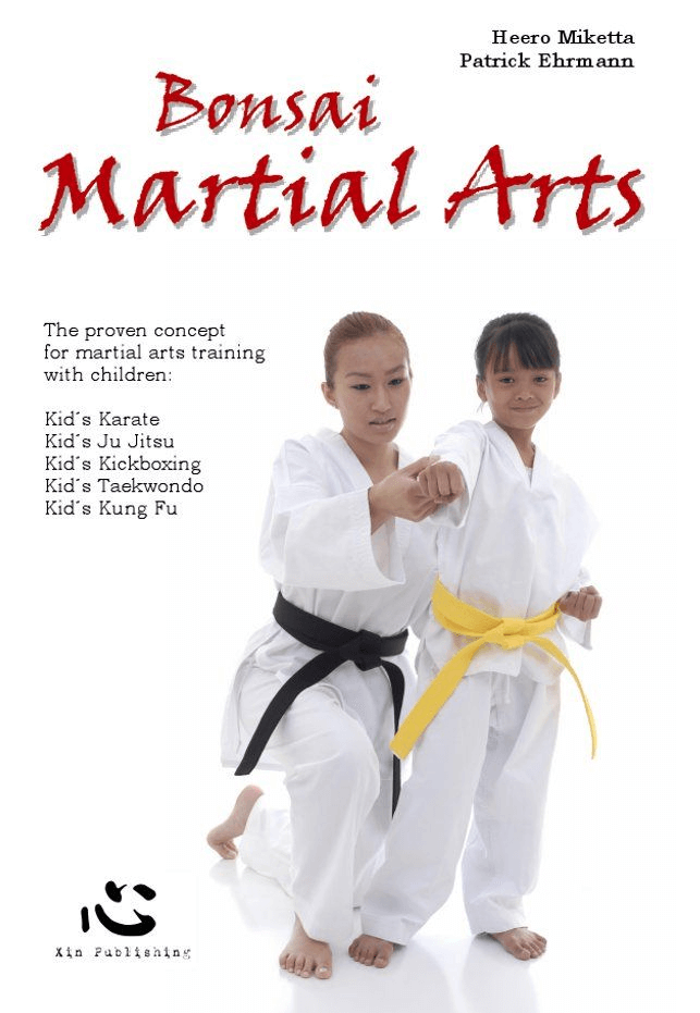 kids martial arts book
